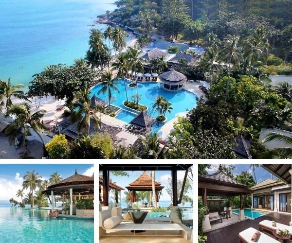 เมลาตี บีช รีสอร์ท แอนด์ สปา (Melati Beach Resort & Spa)