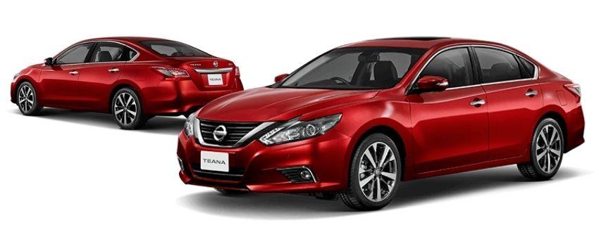 Nissan Teana 2.5XV Navi