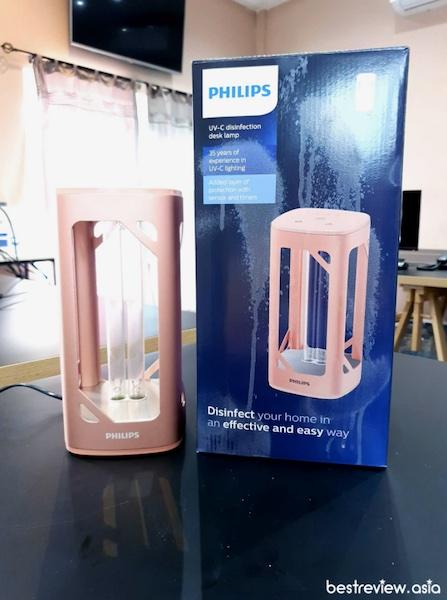 วิธีใช้งาน Philips โคมไฟตั้งโต๊ะ แสง UV-C ลดการสะสมของเชื้อไวรัสและเชื้อแบคทีเรียPhilips โคมไฟตั้งโต๊ะ แสง UV-C ลดการสะสมของเชื้อไวรัสและเชื้อแบคทีเรีย