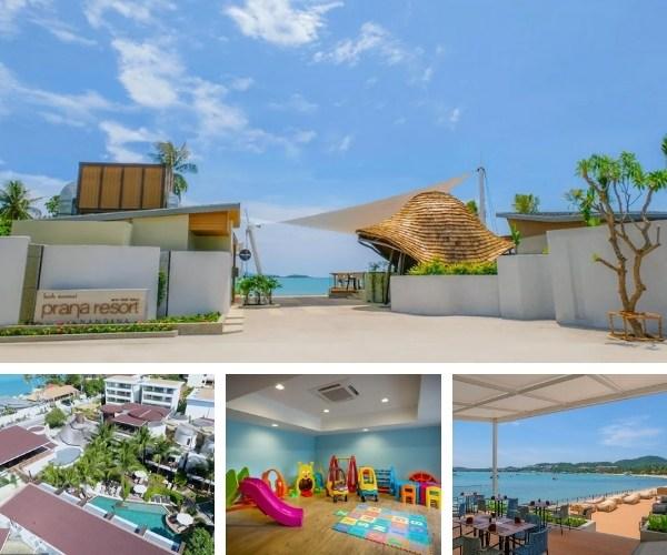 พรานา รีสอร์ต สมุย (Prana Resort Samui)