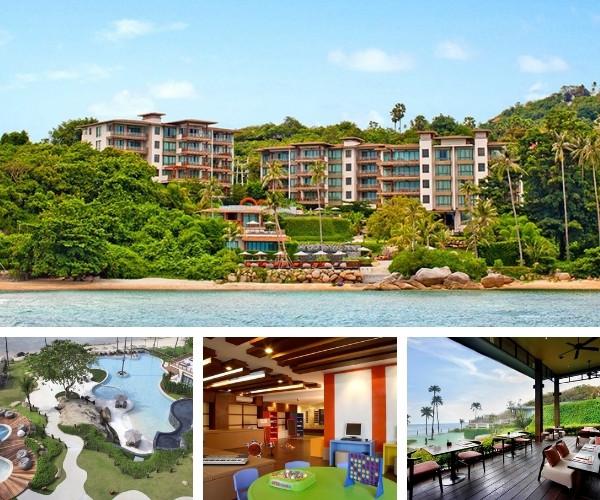 ชาซ่า รีสอร์ท แอนด์ เรสซิเดนซ์ เกาะสมุย (ShaSa Resort & Residences,Koh Samui)
