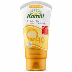 คามิลครีมบำรุงผิวมือและเล็บ Kamill Hand & Nail Cream Anti Age Q10