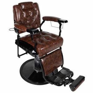 เก้าอี้บาร์เบอร์สไตล์วินเทจ