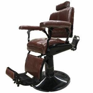 เก้าอี้บาร์เบอร์สำหรับตัดผมชาย