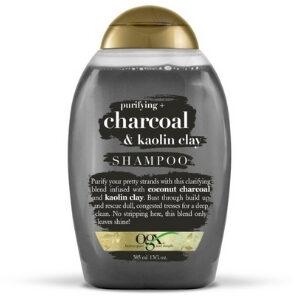 แชมพูไมเซล่า OGX Charcaol & Kaolin Clay Shampoo โอจีเอ็กซ์ ชาโคล แชมพู