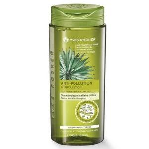 แชมพูไมเซล่า Yves Rocher (อีฟโรเช่) Botanical Hair Care V2 Anti Pollution Detox Micellar Shampoo
