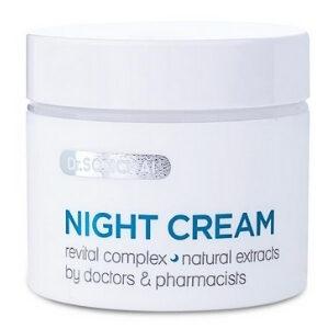 ไนท์ครีมสำหรับผิวที่เป็นสิวได้ง่าย Dr.Somchai Night Cream ดร.สมชาย ไนท์ครีม ครีมบำรุงกลางคืน