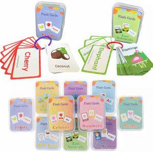 บัตรคำศัพท์ Flashcards บัตรคำภาษาอังกฤษ มินิแฟลชการ์ด