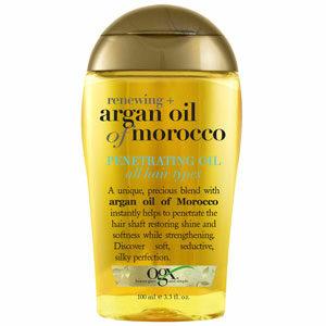 เซรั่มบำรุงผมลดปัญหาผมชี้ฟู OGX Renewing Argan Oil of Morocco