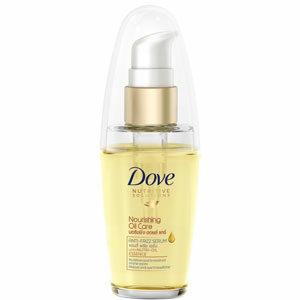 เซรั่มบำรุงเส้นผม Dove Hair Serum Nourishing Oil Care Anti Frizz