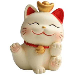 แมวนำโชค แมวกวัก แมวนำโชคเซนโซจิ