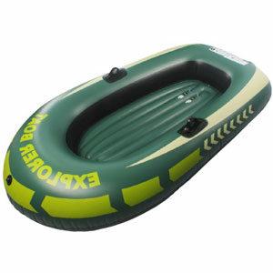 เรือยางแบบหนา 2 ที่นั่ง Inflatable Kayak
