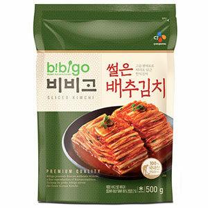Bibigo Sliced Cabbage กิมจิผักกาดขาวหั่น
