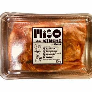 MisoKimchi กิมจิผักกาดขาวพรีเมี่ยม 500 กรัม