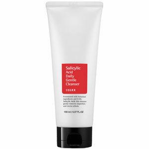 โฟมล้างหน้ากรดซาลิไซลิก COSRX Salicylic Acid Daily Gentle Cleanser
