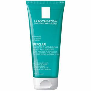 La Roche-Posay Effaclar Micro-Peeling Gel ผลิตภัณฑ์ล้างหน้า Salicylic Acid
