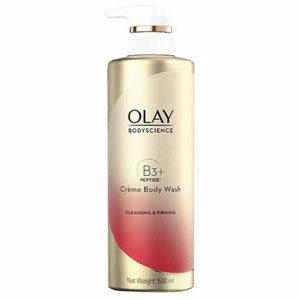 ครีมอาบน้ำโอเลย์ Olay BodyScience Firming Creme Body Wash