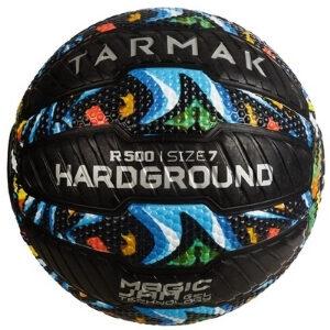 ลูกบาสเก็ตบอล สำหรับผู้ใหญ่ Tarmak รุ่น R500 เบอร์ 7 (สี Graffiti)