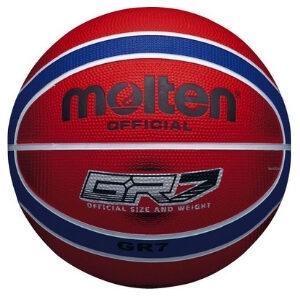 ลูกบาสเกตบอล MOLTEN  Basketball RB MOT BGRX7-RB/BGRX7-KS