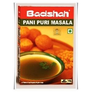 Badshah ผงปานิปูริมาซาล่า (Pani Puri Masala)