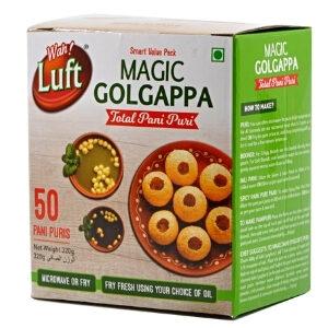 Wah Luft Magic Golgappa เซตปานีปูรีสำเร็จรูป