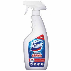 สเปรย์ทำความสะอาดเชื้อโรค Promax Bleach Spray