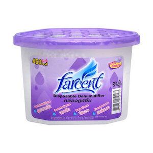 Farcent กล่องดูดความชื้น กลิ่นลาเวนเดอร์ 450 มล.
