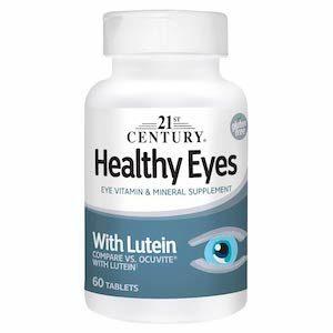 21st Century Healthy Eyes With, Lutein ทเวนตี้เฟิร์สเซนจูรี่ วิตามินบำรุงดวงตา