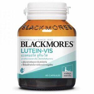 ผลิตภัณฑ์เสริมอาหารบำรุงสายตา Blackmores Lutein-Vis (แบลคมอร์ส ลูทีน-วิส)