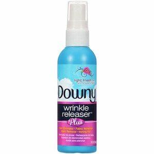 Downy Wrinkle Releaser Plus ดาวนี่สเปรย์ สเปรย์ฉีดผ้าเรียบ ลดรอยยับ