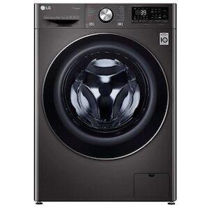 LG เครื่องซักผ้าฝาหน้า ซัก 10.5 / อบ 7 กก. รุ่น FV1450H2B ระบบ TurboWash™360˚
