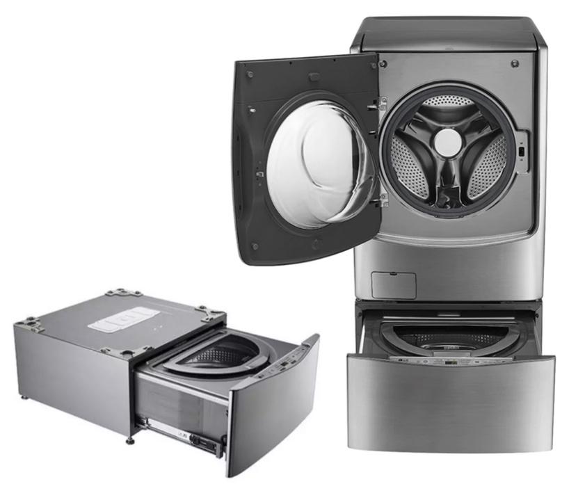 เครื่องซักผ้าของ LG : TWIN Load