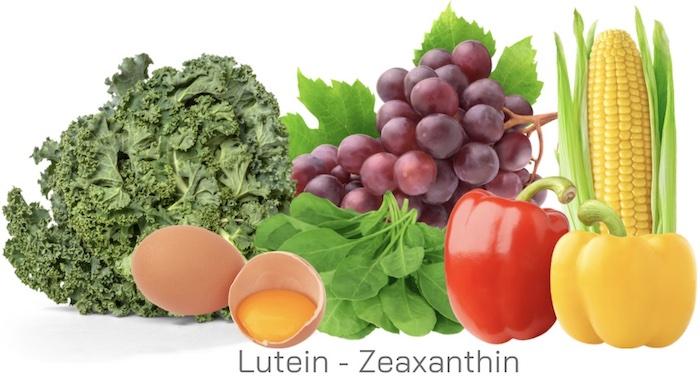 Lutein - Zeaxanthin บำรุงดวงตา