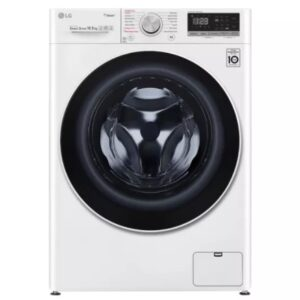 LG เครื่องซักผ้าฝาหน้า ซัก 10.5 กก. รุ่น FV1450S4W ระบบ AI DD™ พร้อม Smart WI-FI control