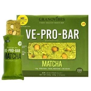 อาหารเสริม VE-PRO-BAR โปรตีนบาร์จากถั่วเหลือง ซีเรียลบาร์