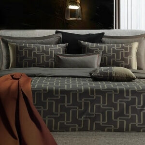 SANTAS ชุดผ้าปูที่นอน WILDON 3 ชิ้น รุ่น SAFI7045BR3PK_MM Limited Edition