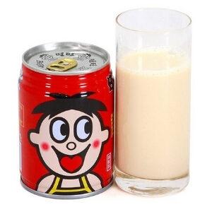 เครื่องดื่มจากจีน นมหวังหวัง นมกระป๋องแดงสุดฮิตจากจีน