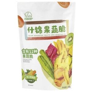 ผักผลไม้อบกรอบพร้อมทาน นำเข้าจากจีน