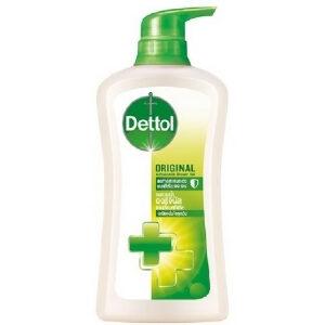 เดทตอล เจลอาบน้ำ แอนตี้แบคทีเรีย สูตรออริจินัล