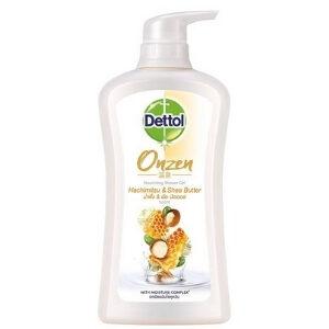 เดทตอล เจลอาบน้ำ ออนเซ็น สูตรนอริชชิ่ง น้ำผึ้ง & เชียบัตเตอร์