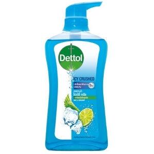 เดทตอล เจลอาบน้ำ แอนตี้แบคทีเรีย สูตรไอซ์ซี่ ครัช