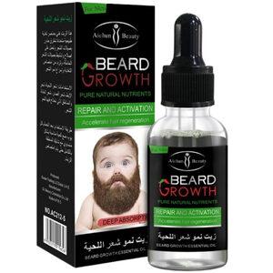 Beard Growth Oil Serum เซรั่มปลูกคิ้ว น้ำมันหนวด เครา สูตรธรรมชาติสารสกัดจากพืช ไม่ทำร้ายผิว