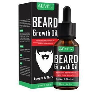ALIVER Beard growth น้ำยาปลูกคิ้ว เร่งการเจริญเติบโตของเส้นขน ใช้งานได้กับเส้นขน