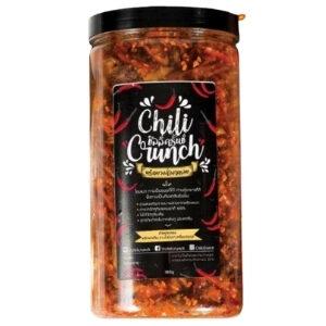 Chili Crunch พริกพวงจีนคั่วงากรอบ รสดั้งเดิม
