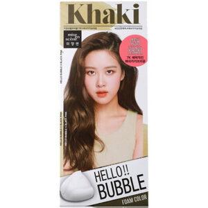 Mise En Scène Hello Bubble : สี Ash Khaki Brown สีน้ำตาลกากี ได้ลุคเกาหลี