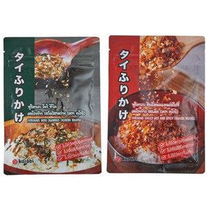 ผงโรยข้าว ผงโรยข้าวสไตล์ ญี่ปุ่น Furikake แบรนด์ คุโรบิ
