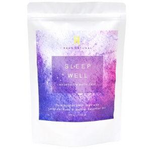Sleep Well  เกลือแช่ตัว กลิ่น Lavender & Floral Blend