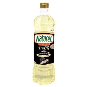 Naturel ใหม่! น้ำมันมะพร้าวกลิ่นเห็ดทรัฟเฟิล ตรา เนเชเรล