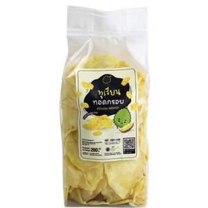 I Am Durian Lite ทุเรียนทอด อ้วนน้อย อร่อยหนัก