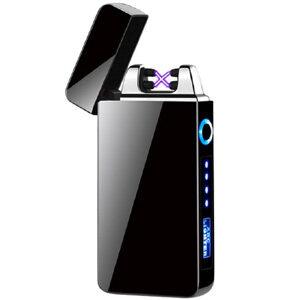 ไฟแช็กไฟฟ้า ไฟแช็กพลาสม่า ชาร์จไฟ USB PORT